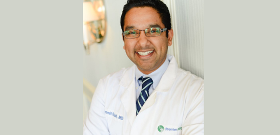 Dr  Summit Shah Discusses Premier Allergy | Ebon Talifarro's